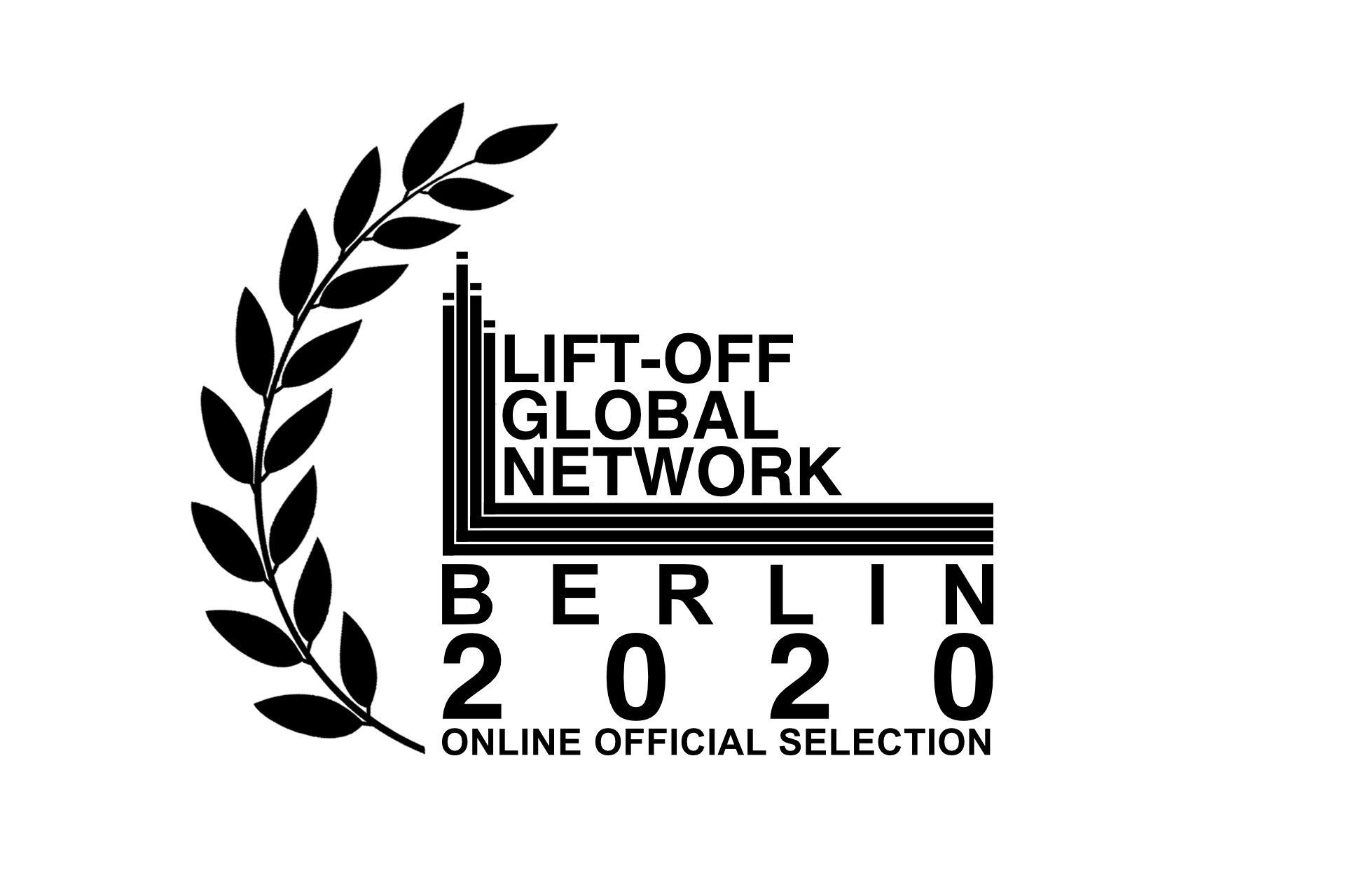 Berlin Lift-Off Film Festival Online 2020 – Official selection (black)